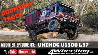 DOOMSDAY TRUCK, Unimog Modified Episode 83