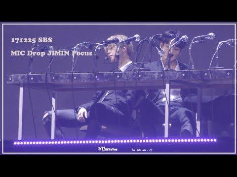 171225 SBS가요대전 MIC Drop JIMIN Focus
