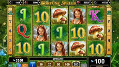 Fortune Spells Slot - Game Play Video