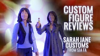 Custom Figure Review - S2 - 11. Extra Sarah Jane's