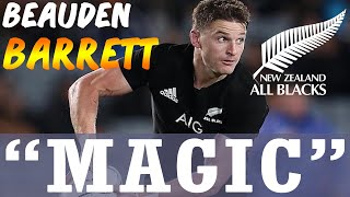 Beauden Barrett | 'MAGIC' | International Highlights 20122018