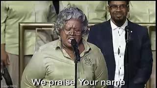 praise jehovah fbcg combined choir