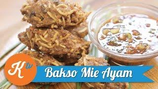 Resep Bakso Mie Ayam | LUCKY ANDREONO