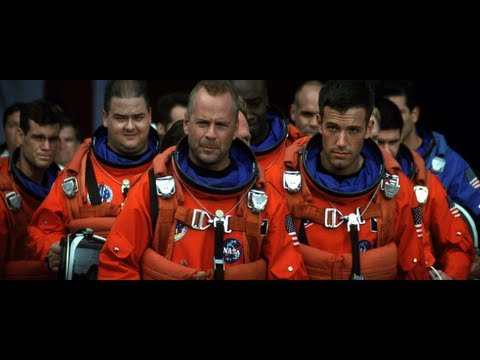 Armageddon is listed (or ranked) 33 on the list The Best Space Movies