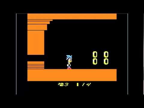 Zippy The Porcupine AKA Sonic The Hedgehog (Atari 2600 Homebrew ...