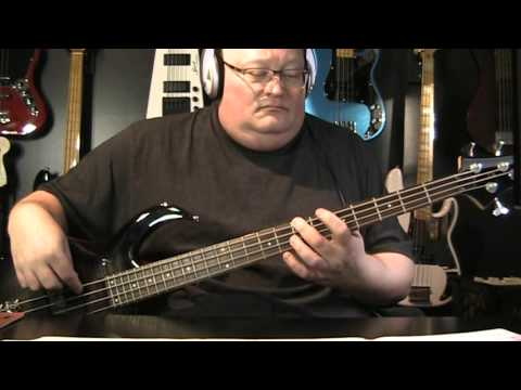 Audioslave  Be Yourself  Bass  with Notes & Tablature, Marcus Miller M3
