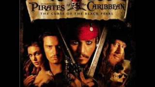 Pirates Of The Caribbean - The Black Pearl (Music)
