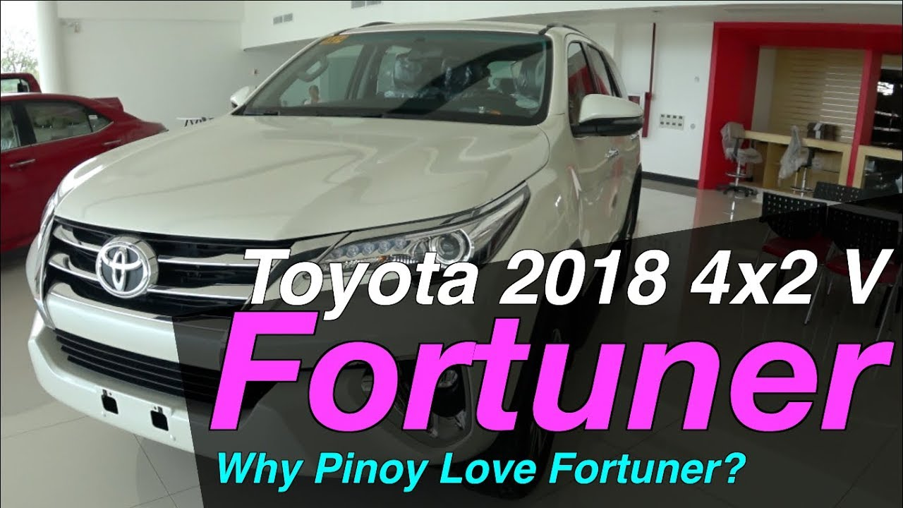 Toyota Fortuner Philippines 2018 >> Toyota Fortuner 2018 Philippines Interior Underbody (Why Pinoy love Fortuner?) [4K] - YouTube
