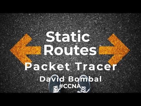 Cisco CCNA Packet Tracer Ultimate labs: Static Routes: Can you complete the lab?