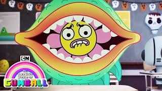 Gumball | Halloween Show & Tell | Cartoon Network