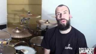 Helloween The Dark Ride Uli Kusch Drum Grooves