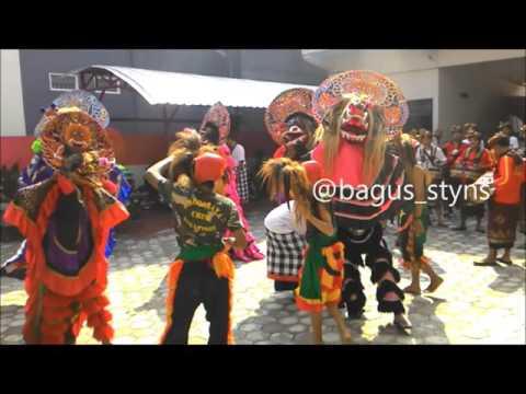 Jaranan / Barongan Jawa dan Gamelan Bali (Kolaborasi)