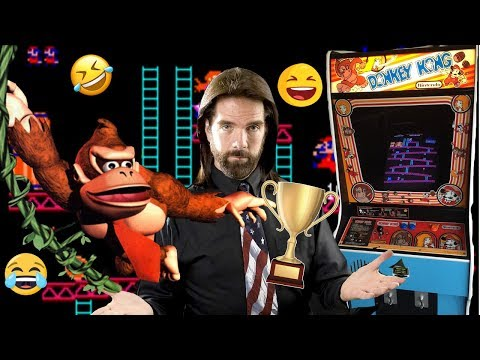 Billy Mitchell's Donkey Kong High Score Gets Dumpstered