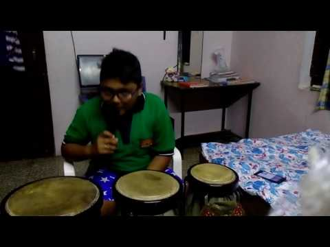 Tere raske qamar on congo new beat by lucky musical expert in instrument