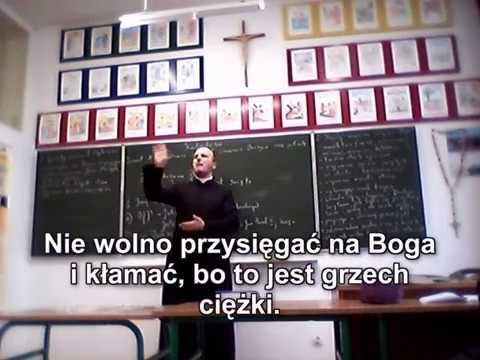 Katecheza Migana - II Przykazanie Boże