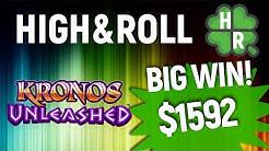 Play Kronos Slot Machine Online (WMS) Free Bonus Game