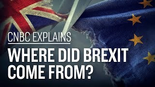 Where did Brexit come from? | CNBC Explains