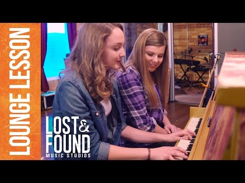Lounge Lesson: What are Major and Minor Scales?  Lost & Found Music Studios