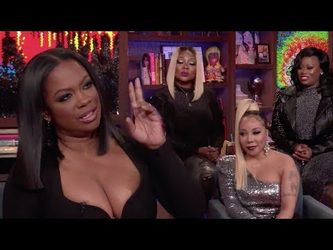 Kandi Burruss Responds to Xscape Fans After Announcing She's Quitting The Group AGAIN