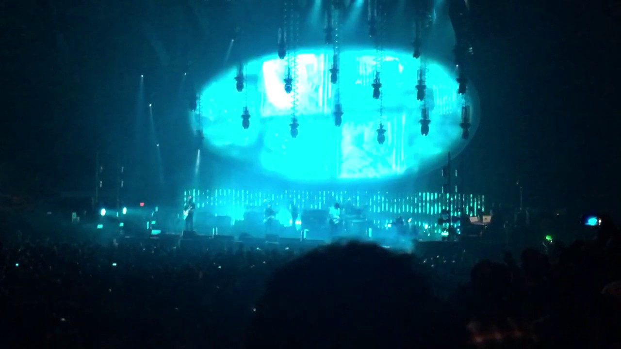 Radiohead Weird Fishes Arpeggi Miami Fl March 30