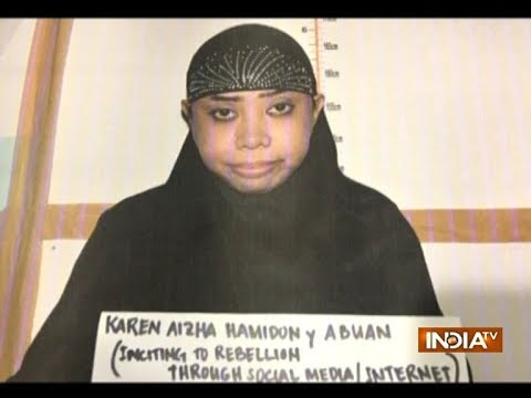 NIA to interrogate suspected ISIS recruiter who was held in Philippines