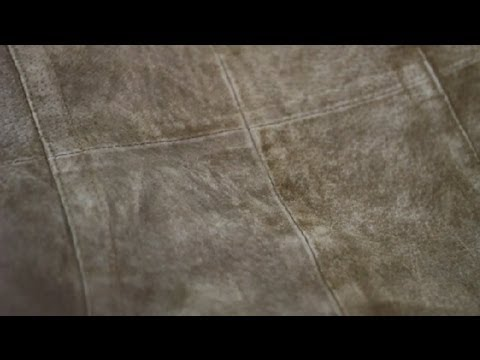 Remove Wrinkles From A Suede Jacket