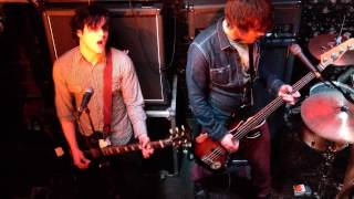 The Virginmarys perform My Little Girl at the Press Gig for King of Conflict
