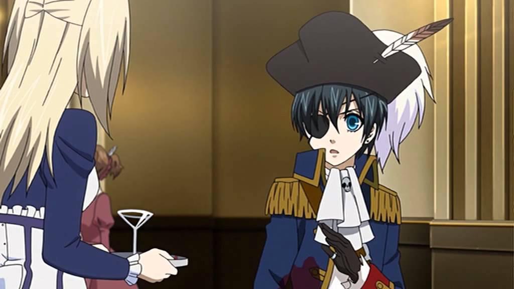 black butler ii english dub ciel and alois maid scene