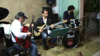 """Nada Será Como Antes"" - Eddy Palermo Samba Jazz Trio - Rio De Janeiro 2011"