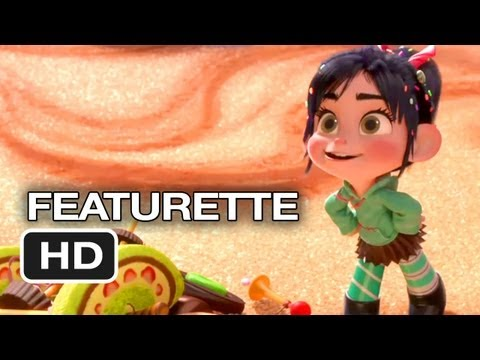 Wreck-It Ralph - Featurette (2012) - Disney Animated Movie HD