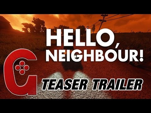 Hello, Neighbour! Teaser Trailer thumbnail