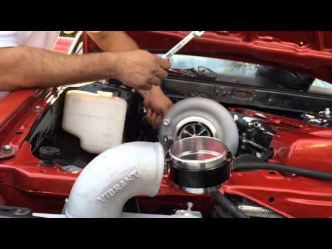 NTO Motorsports: Borg Warner turbo upgrade (Teaser)