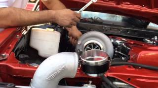 nto motorsports borg warner turbo upgrade teaser