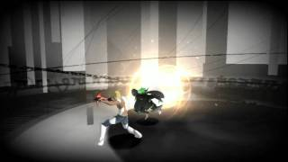El Shaddai: Ascension of the Metatron (PS3) Gameplay