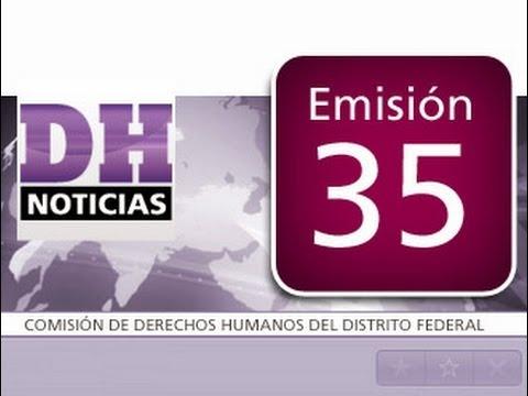 DH Noticias Emisión 35