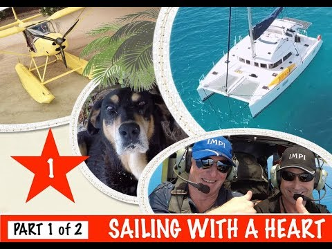 Pt  1  Sailing With A Heart