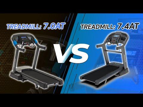 Treadmill 7.0 VS 7.4 ต่างกันยังไง ตัวไหนคุ้มกว่า?