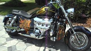 "Boss Hoss Aka  ""The Reaper""  2012  LS3 with cam 001.AVI"