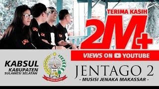 KABSUL | Kabupaten Sulawesi Selatan - Musisi Jenaka Makassar ( Official Music Video )