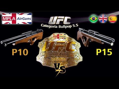 P10 vs P15 - A Batalha Final