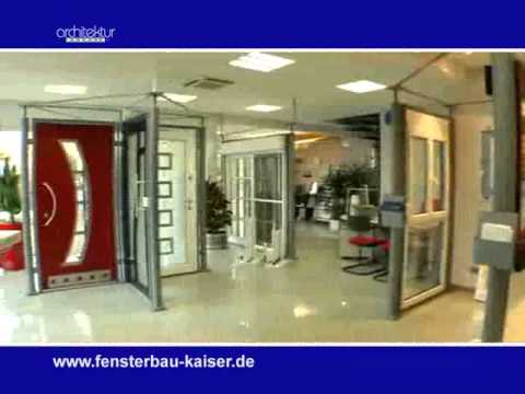 Kaiser Fenster Erbenheim unternehmensvideo fensterbau kaiser wiesbaden
