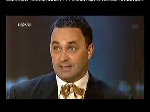 Martin Dejdar o českém bulváru a o podvodech při hlasování o cenách TýTý 18.4.2009