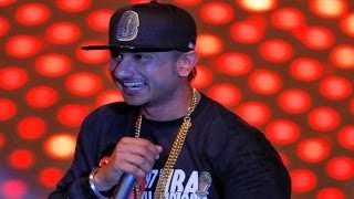 Yo Yo Honey Singh With a New Rap - Exclusive