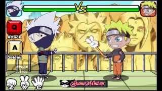 Game Naruto oẳn tù xì
