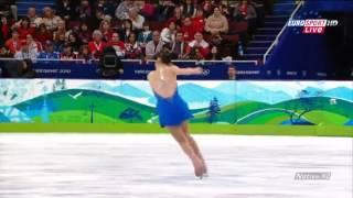 2010 Olympics Yuna Kim FS Gershwin Concerto in F (Germany EuroSport) (Kor sub)