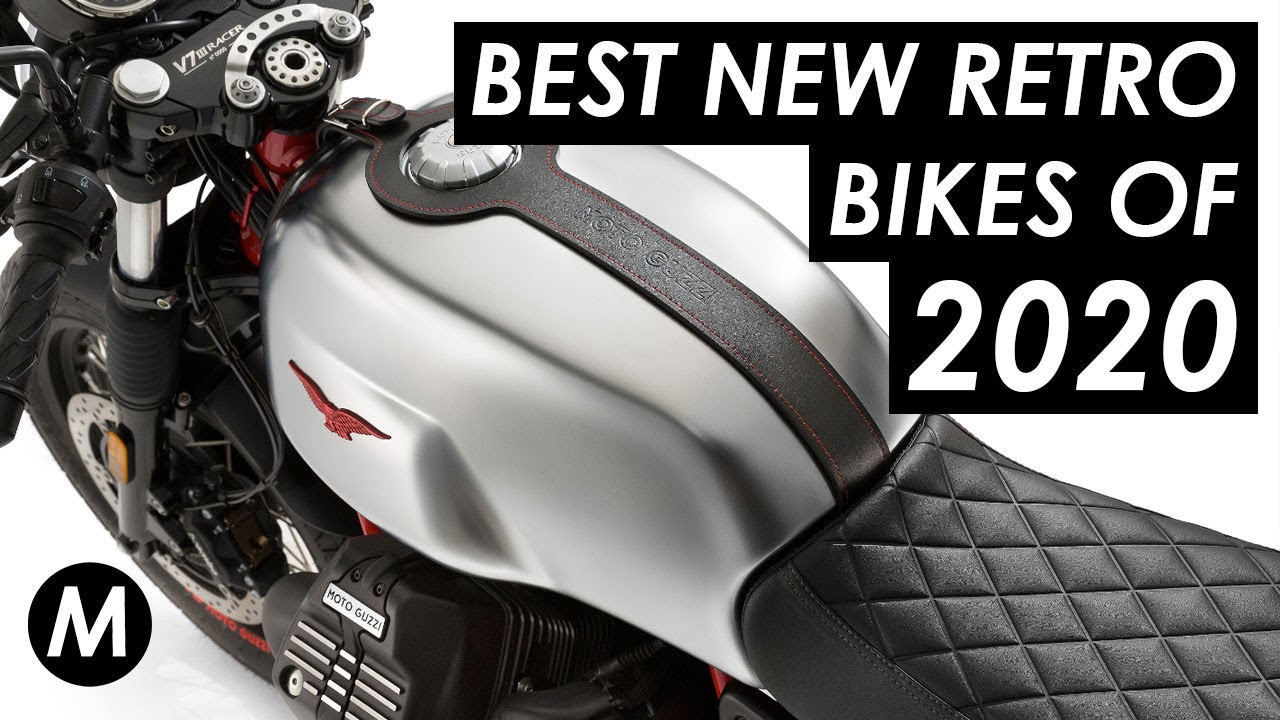 14 Best New & Updated Retro Motorcycles of 2020