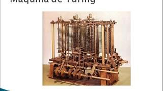 Alan Turing - Biografia e Obra (Máquina de Turing) - UFRPE