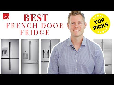French Door Refrigerator - Top 4 Best Models