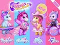 Pony Sisters Pop Music Band   - Play, Sing & Design - Fun Play Makeover & Learn Colors Kids Games