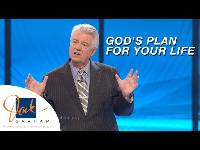 God's Plan for Your Life | PowerPoint with Dr. Jack Graham